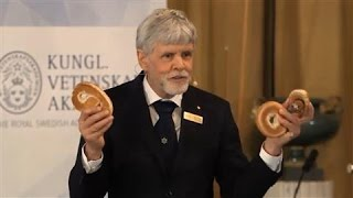 Nobel-Prize Winning Physics Explained Through Pastry