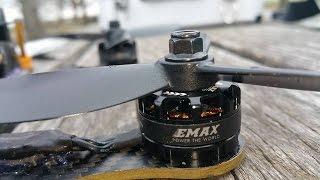 getlinkyoutube.com-EMAX Cooling Series Multicopter Motor MT2204 2300KV