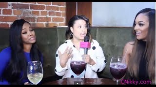 getlinkyoutube.com-Basketball Wives L.A.Talk Fight w/Brittish & Warning Draya About Men Cheating