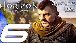 getlinkyoutube.com-Horizon Zero Dawn - Gameplay Walkthrough Part 6 - Dervahl Boss & Bandit Camps (PS4 PRO)