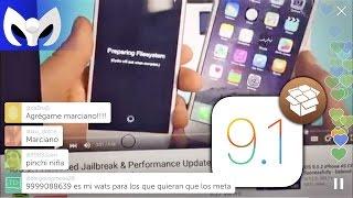 getlinkyoutube.com-Aclarando, ¡Jailbreak en iOS 9.1 FALSO!