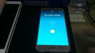 getlinkyoutube.com-Galaxy S6 Samsung Account Activation (Android OS 5.1.1 )