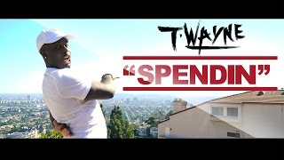 getlinkyoutube.com-Rickey Wayne - Spendin (Music Video)