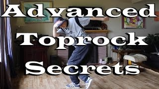 getlinkyoutube.com-Bboy Tutorial | Secrets to getting Faster and Cleaner Toprock.