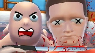 getlinkyoutube.com-BABY KILLS THE DADDY !!! :O (Who's Your Daddy Funny Moments)