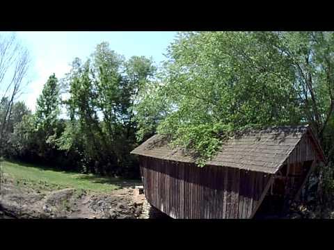 Stovall Mills Covered Bridge - Georgia