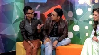 MeleTOP - Temubual bersama Shaheizy Sam & Along Raja Lawak [23.07.2013]