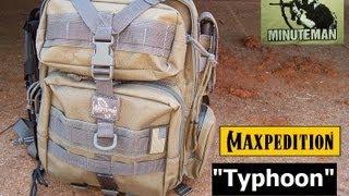 getlinkyoutube.com-Maxpedition Typhoon Backpack