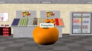getlinkyoutube.com-آموزش زبان انگلیسی  | فعالیت های روزانه - میوه ها - حیوانات | 3