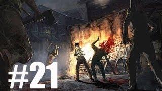 getlinkyoutube.com-The Evil Within New Game+ Weapons & Upgrade Sebastian PS4 100% Walkthrough