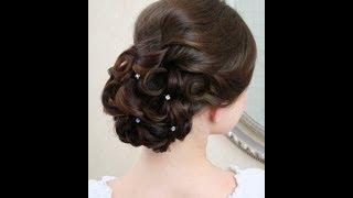 getlinkyoutube.com-Wedding hairstyles video tutorial