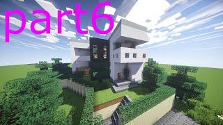 getlinkyoutube.com-【マインクラフト】最近よくある家の作り方part6!