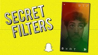 getlinkyoutube.com-How to get SECRET Filters in Snapchat! (Snapchat Tips and Tricks)