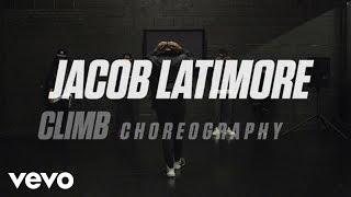 getlinkyoutube.com-Jacob Latimore - Climb Choreography