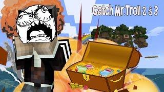 getlinkyoutube.com-Minecraft Map Catch Mr.Troll 2 & 3 Part 8 สมบัติที่คุณว่าไว้