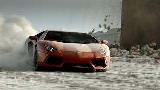 Ultimate Lamborghini Aventador