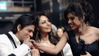 getlinkyoutube.com-Priyanka Chopra-Shahrukh Khan: No fire, lots of smoke