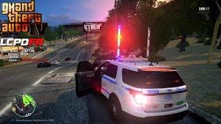 getlinkyoutube.com-Grand Theft Auto IV - LCPDFR 1.0D - EPiSODE 5 - NYPD HIGHWAY PATROL