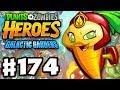 NEW HERO! Beta-Carrotina! - Plants vs. Zombies: Heroes - Gameplay Walkthrough Part 174