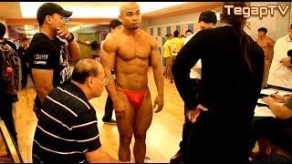 getlinkyoutube.com-Mr Sarawak 2014: Weigh-in & Registration