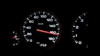 レガシィB4 BE5C RSK  フル加速~最高速? SUBARU LEGACY