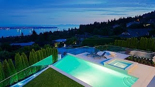 getlinkyoutube.com-Dream Homes: $12 million West Vancouver Mansion and Squamish Castle