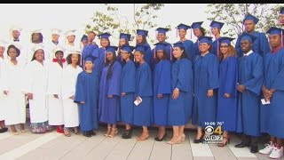 Young Adults From Dorchester Celebrate Graduation