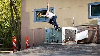 """Unwashed: Cole Wilson's """"Oddity"""" Part"""