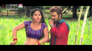 getlinkyoutube.com-Ghir Gail Odani Ganna Ke Khet Mein | BHOJPURI HOT SONG - Pawan Singh,Kajal Raghwani