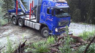 getlinkyoutube.com-volvo FH 16 / 10er Penz