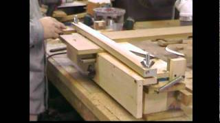 getlinkyoutube.com-HOMEMADE Leigh DR4 Pro Style Dovetail Jig Machine -Woodworking With Stumpy Nubs #11