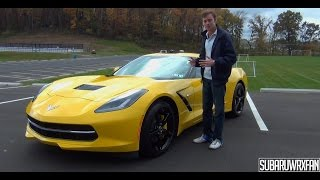 Review: 2015 Corvette Stingray w/ 8-Speed Automatic