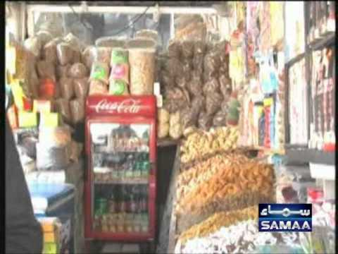 Mansehra-Report on Dry Fruit -19 Jan 2011 Samaa tv.