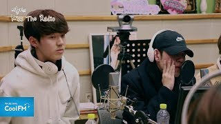 DAY6 (데이식스) '혼자야' 라이브 LIVE /180206[이홍기의 키스 더 라디오]