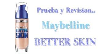 getlinkyoutube.com-Maybelline Better Skin ♥ Prueba y Revision || Lmaquillaje