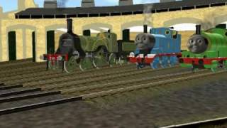 getlinkyoutube.com-Thomas and Friends Trainz Engine Roll Call