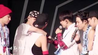 getlinkyoutube.com-HD 141022 GOT7 Nagoya Zepp tour - Don't Cry My Baby Mark ... ขอสัญญา...