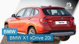 BMW X1 xDrive20i | TV Top Car