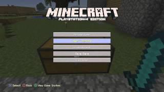 getlinkyoutube.com-Minecraft Ps4  TU 20 Easy Duplication Glitch