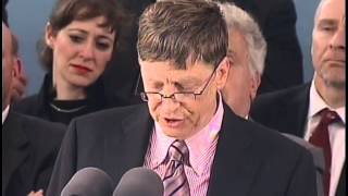 getlinkyoutube.com-Bill Gates Harvard Commencement Address 2007
