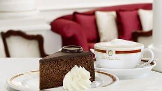 Original Sacher-Torte: A piece of Vienna