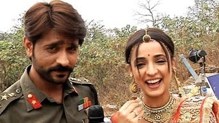 getlinkyoutube.com-Rangrasiya - Archana KISSING Rudra aka Ashish Sharma - EXCLUSIVE PICTURES