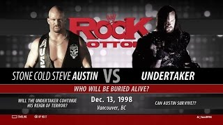 "getlinkyoutube.com-WWE 2K16 - 2K Showcase - ""Austin 3:16"" Steve Austin Vs Undertaker Dec. 13 - 1998"