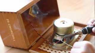 getlinkyoutube.com-Weekend Projects - MonoBox Powered Speaker