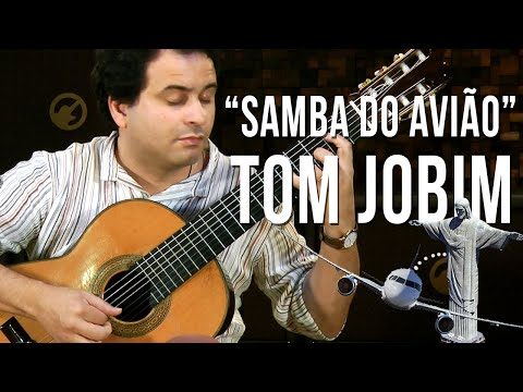 Tom Jobim - Samba do Avi�o