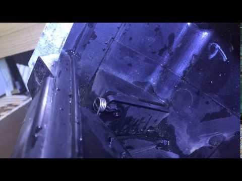 Клапан на впускном коллекторе audi a4b8 2.0 tfsi