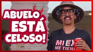 Daniel El Travieso - Abuelo Está Celoso! width=
