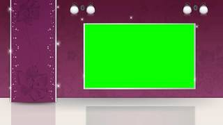 getlinkyoutube.com-digital studio tv background in green screen free stock footage