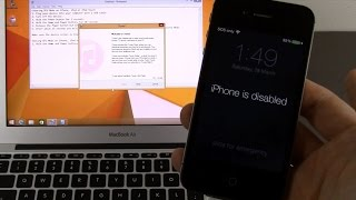 getlinkyoutube.com-How to remove/reset any disabled or Password locked iPhones 4/3gs/iPad or iPod/A4