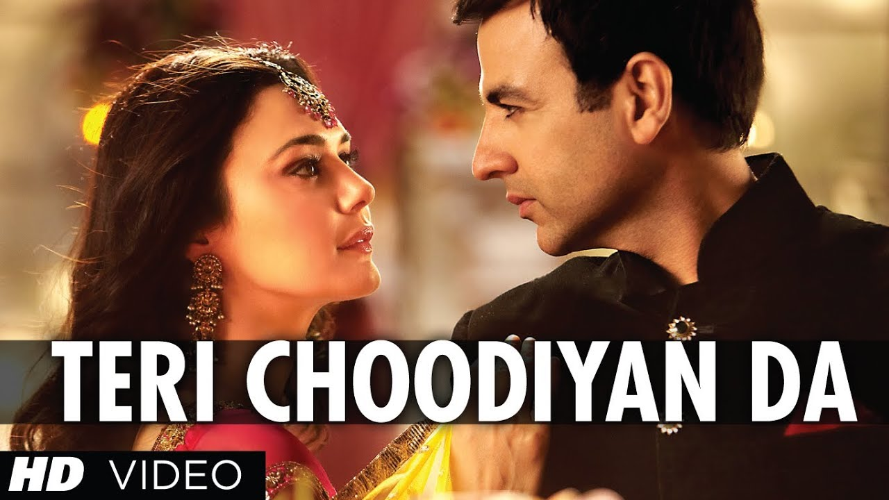 Teri Choodiyan Da - Ishkq In Paris
